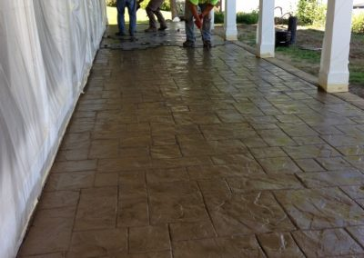 stamped concrete 7