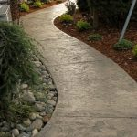 10 Best Stamped Concrete Walkway Ideas For Home Call Difranco